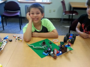 "Isaac, 8, ""Wizard's House"""