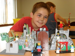 "Ryan, 8, ""The Snakes and Kings Palace"""