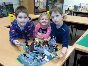 "Ryan, 9, Pamela, 5 & Nicholas, 8 ""The Doom"""