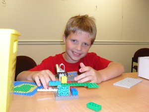 "Topher, 7, ""The Mystery House"""